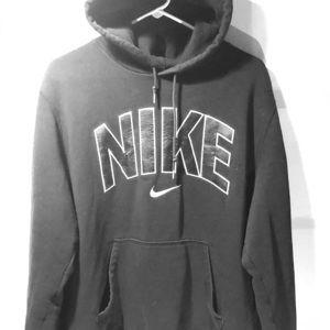 Nike Shirts - Nike Hooded Sweatshirt Men's XL